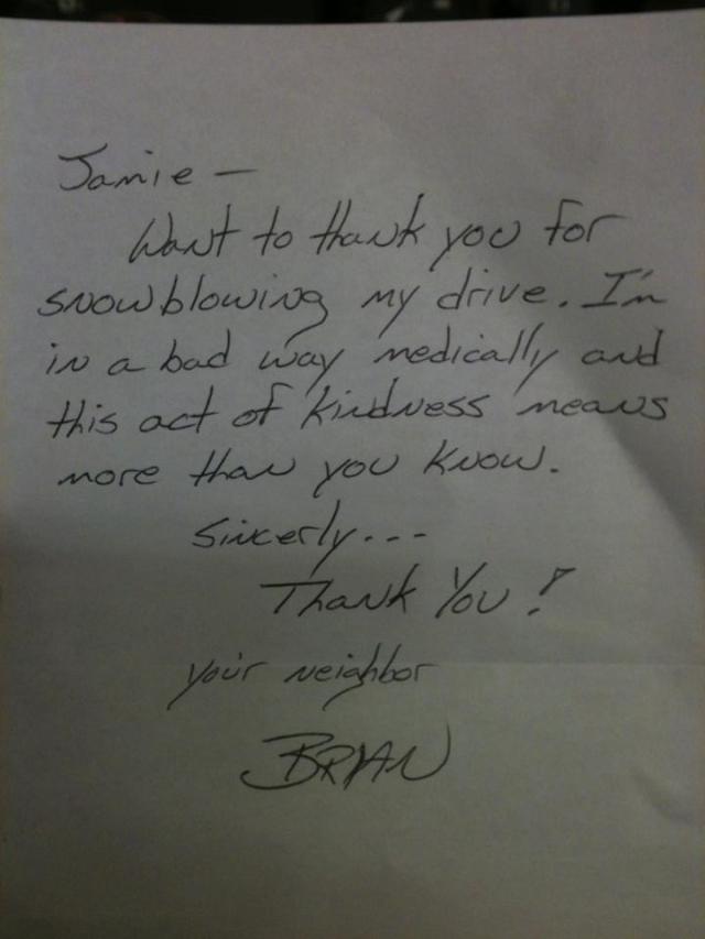 Jamie's note